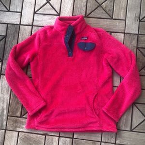 Patagonia Snap T Pullover Sweater Size XL (14)